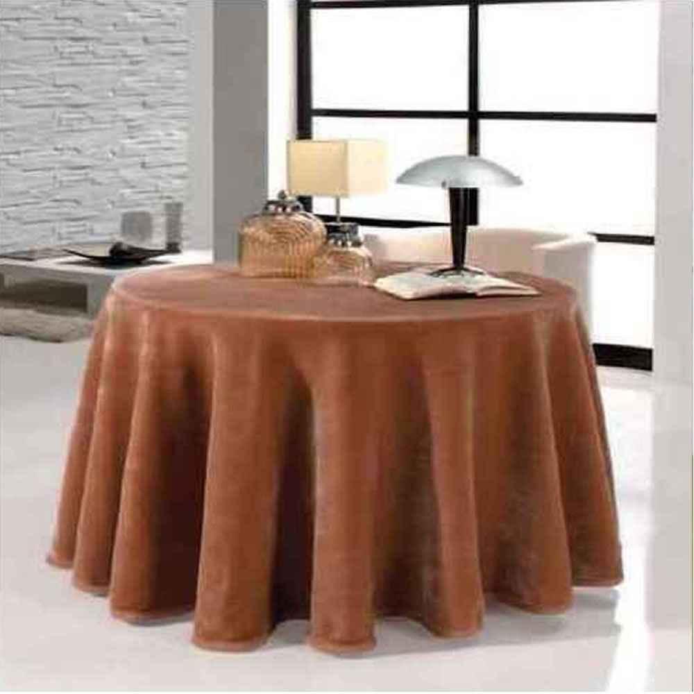 Falda de mesa camilla ovalada - Faldas mesa camilla ...