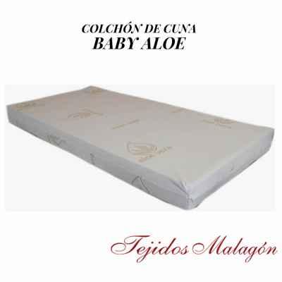 COLCHÓN DE CUNA BABY ALOE