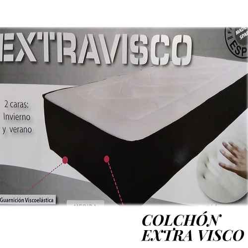 COLCHÓN EXTRAVISCO