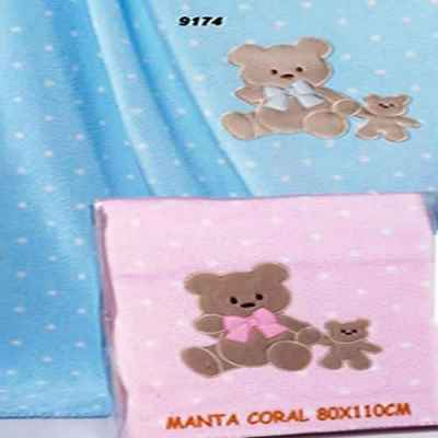 Manta coral 9174